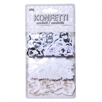 "Konfetti ""Just Married"""